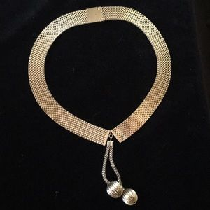 Jewelry - Vtg 70's chocker